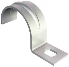 Fastening clip 604, light-duty