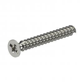KGS device screws with plus-minus drive