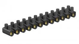 16 mm² series connectors, polypropylene