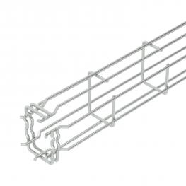 G mesh cable tray Magic, side height 75 mm G