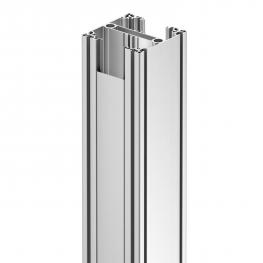 Industrial pole profile, type ISS160160IP4