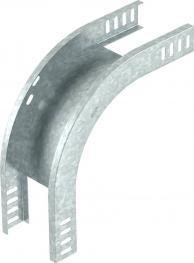 90° vertical bend, falling 35 FS