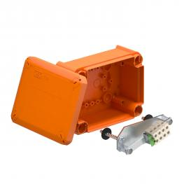 FireBox T100E with internal fastening