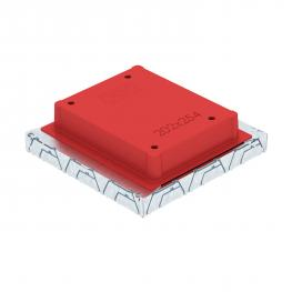 Underfloor box UDS6 for PVC duct