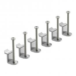 Universal fastening bracket type 2 for 6 fastening points