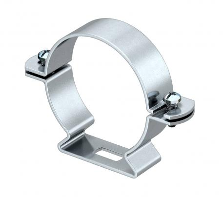 Cable and pipe spacer clip 733 G