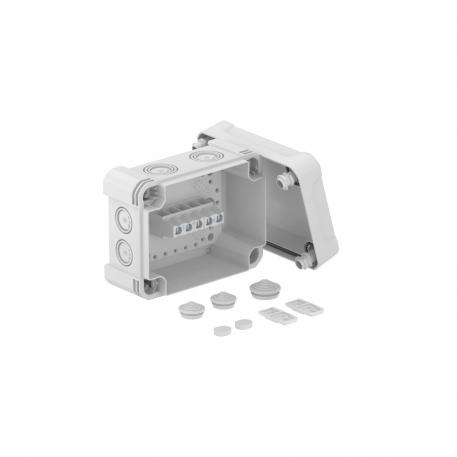 Junction box X 06 with terminal strip
