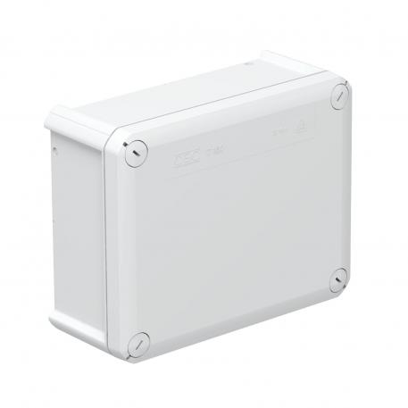 Junction box T 160, closed