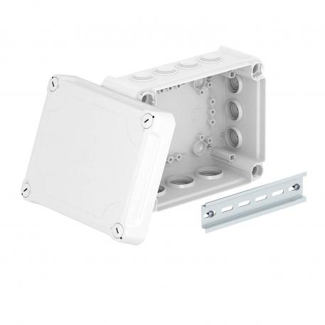 Junction box T160, plug-in seal, elevated cover