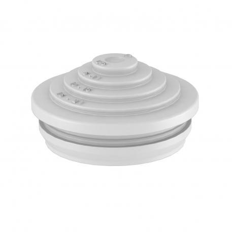 EDS plug-in seal, light grey