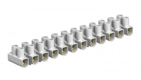 6 mm² series connectors, polypropylene