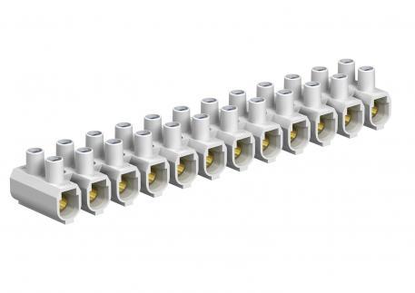 35 mm² series connectors, polypropylene