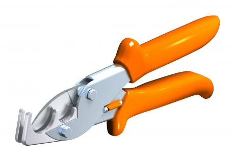 Quick pipe shears