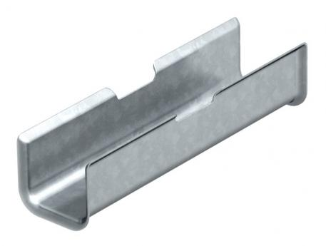 Long trough for grip grouped support metal 15