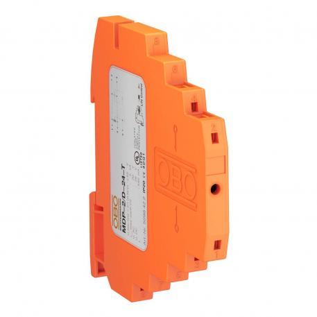 Series protection device, 2-pole, 24 V version