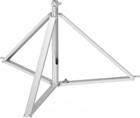 isFang air-termination rod stand with side exit