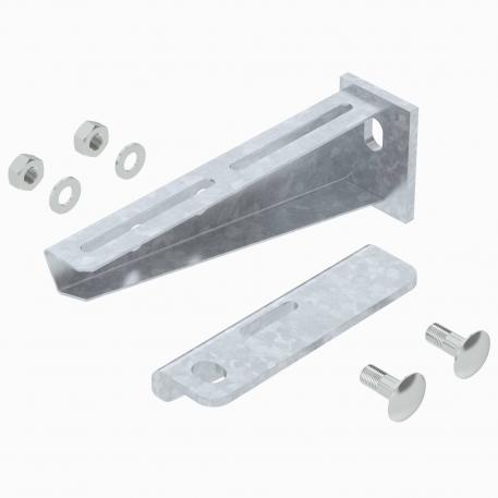 Wall and support bracket AW 30 F