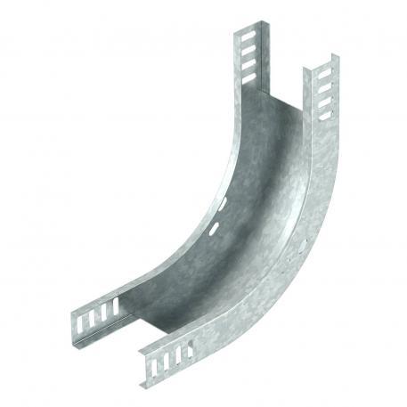 90° vertical bend, rising, 35 FS
