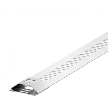 Metal strip clips, wide