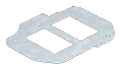 Wall bracket / mounting plate