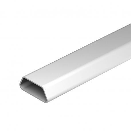 EÜK PVC underfloor installation duct, duct height 25 mm